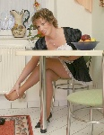 germannylonpics Woman in nylons