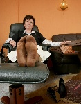 germannylonpics Mature woman in rht-pantyhose